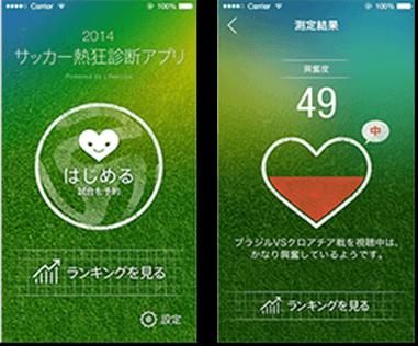 Football Enthusiast Diagnosis app
